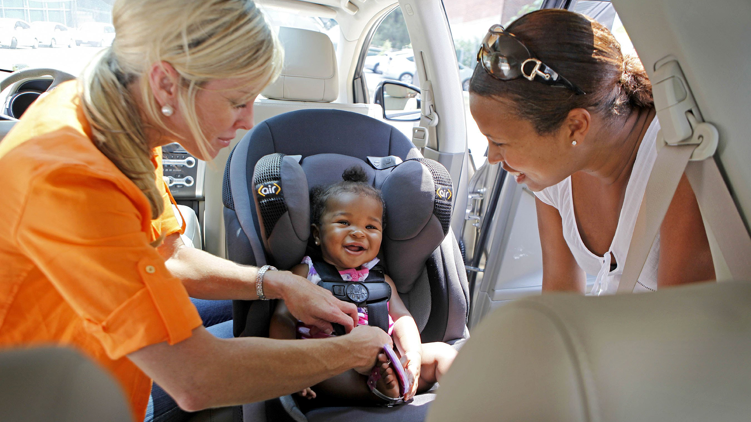 Babies At Risk Most New Parents Are Doing Car Seats All Wrong