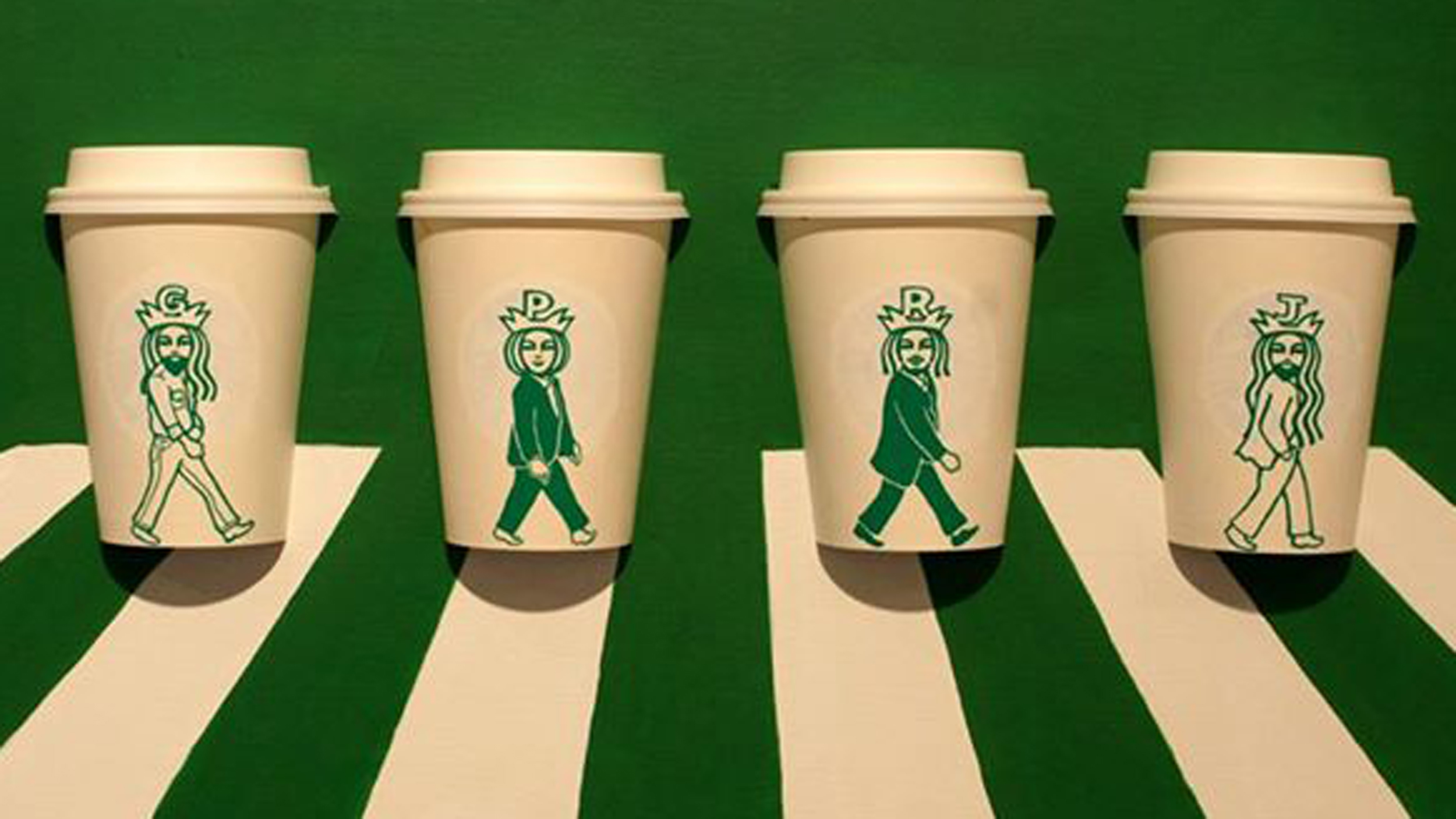 Artist turns Starbucks cups into works of art - TODAY.com