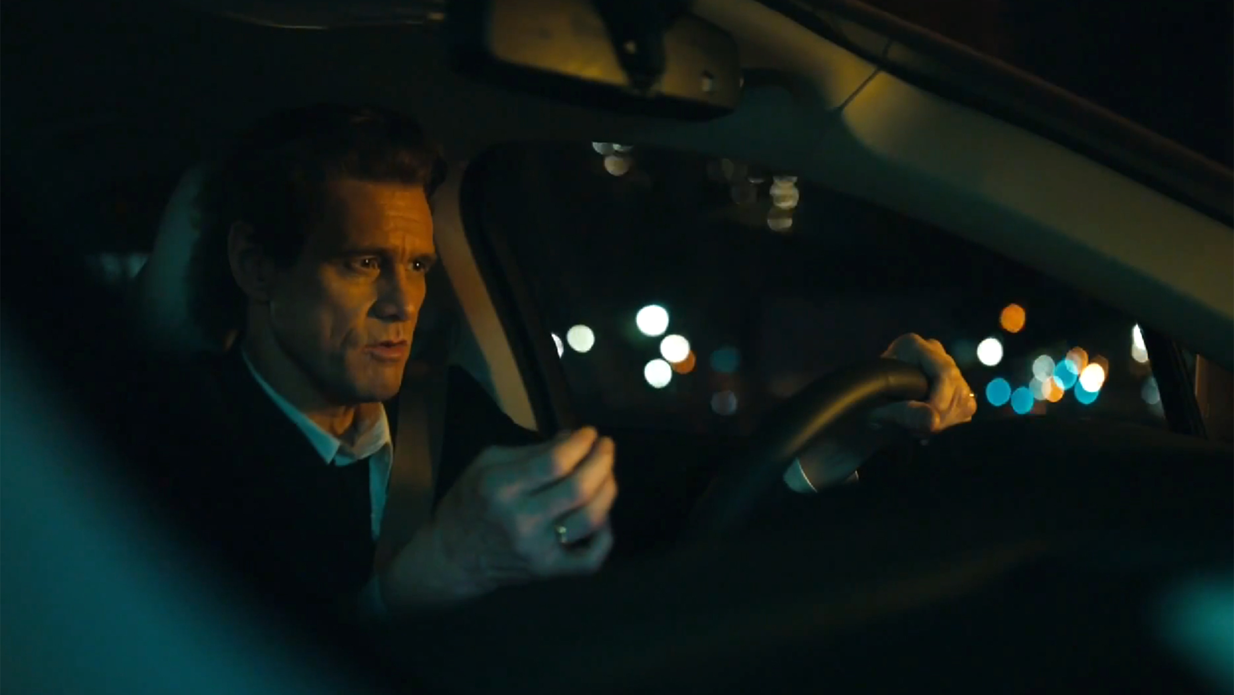 jim carrey parodies matthew mcconaughey s lincoln car commercial on