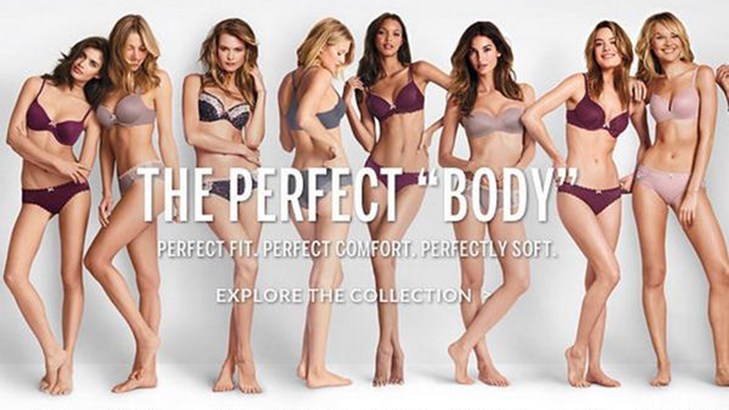 an analysis of the topic of the modern society and the epitome of a perfect body