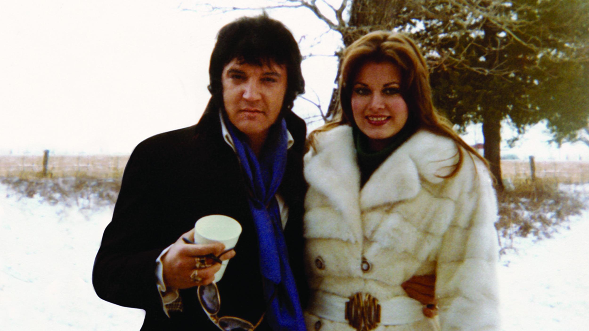 Elvis Presley's fiancee Ginger Alden pens revealing memoir ...