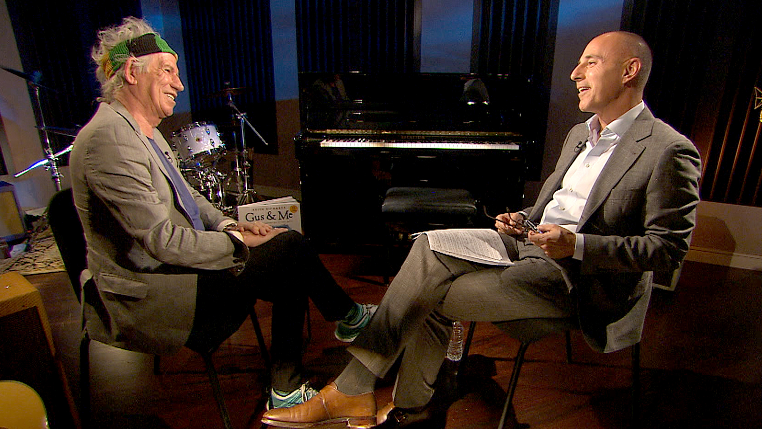 Keith Richards On Writing Childrens Book Its Time To Make Grandpas Hip