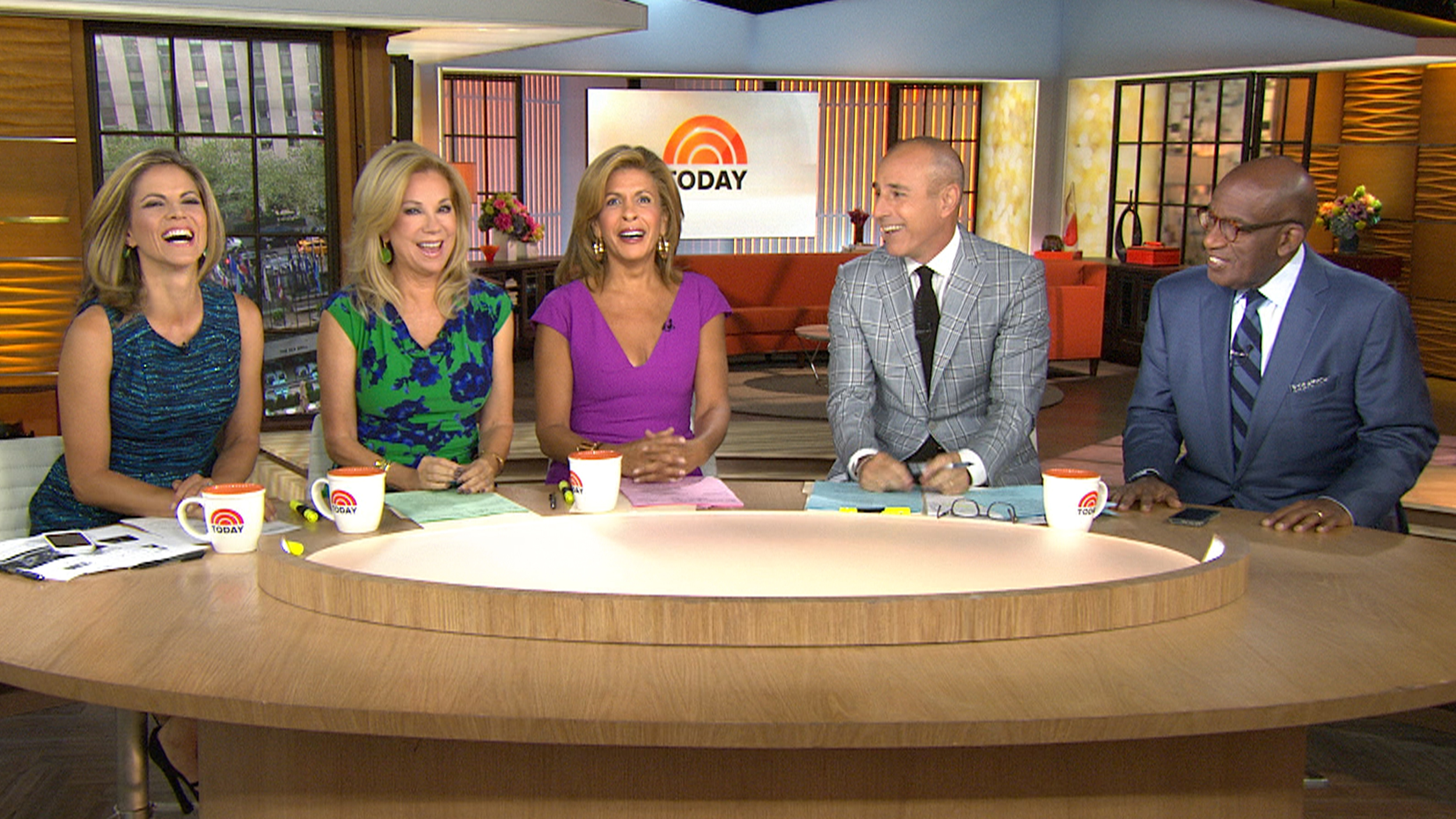 Toady 1 Kathie Lee and ...