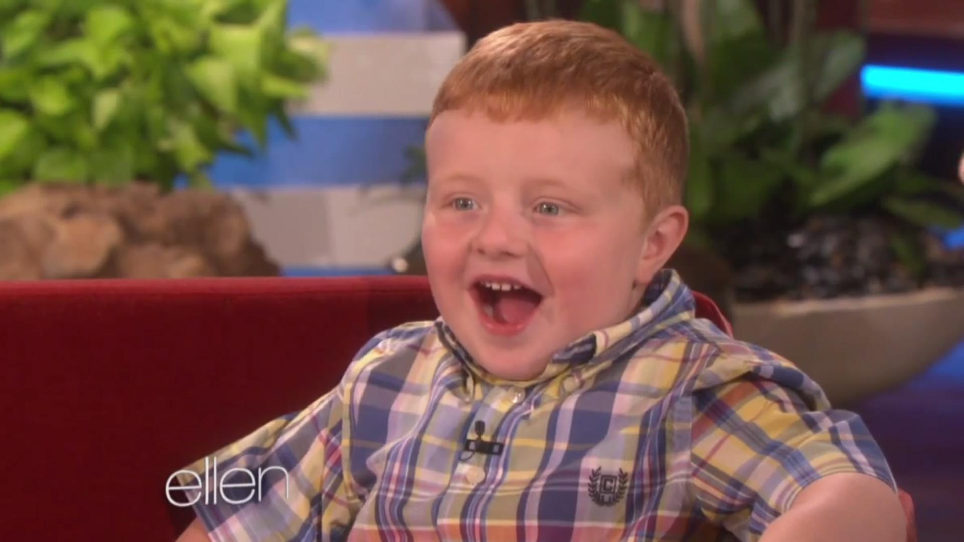 'Apparently,' viral video star Noah Ritter really loves ...