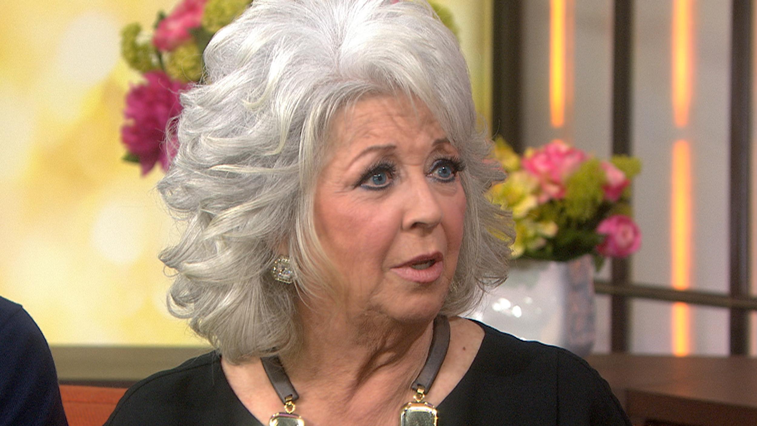 Paula Deen returns to TODAY, talks racism scandal: 'I ...