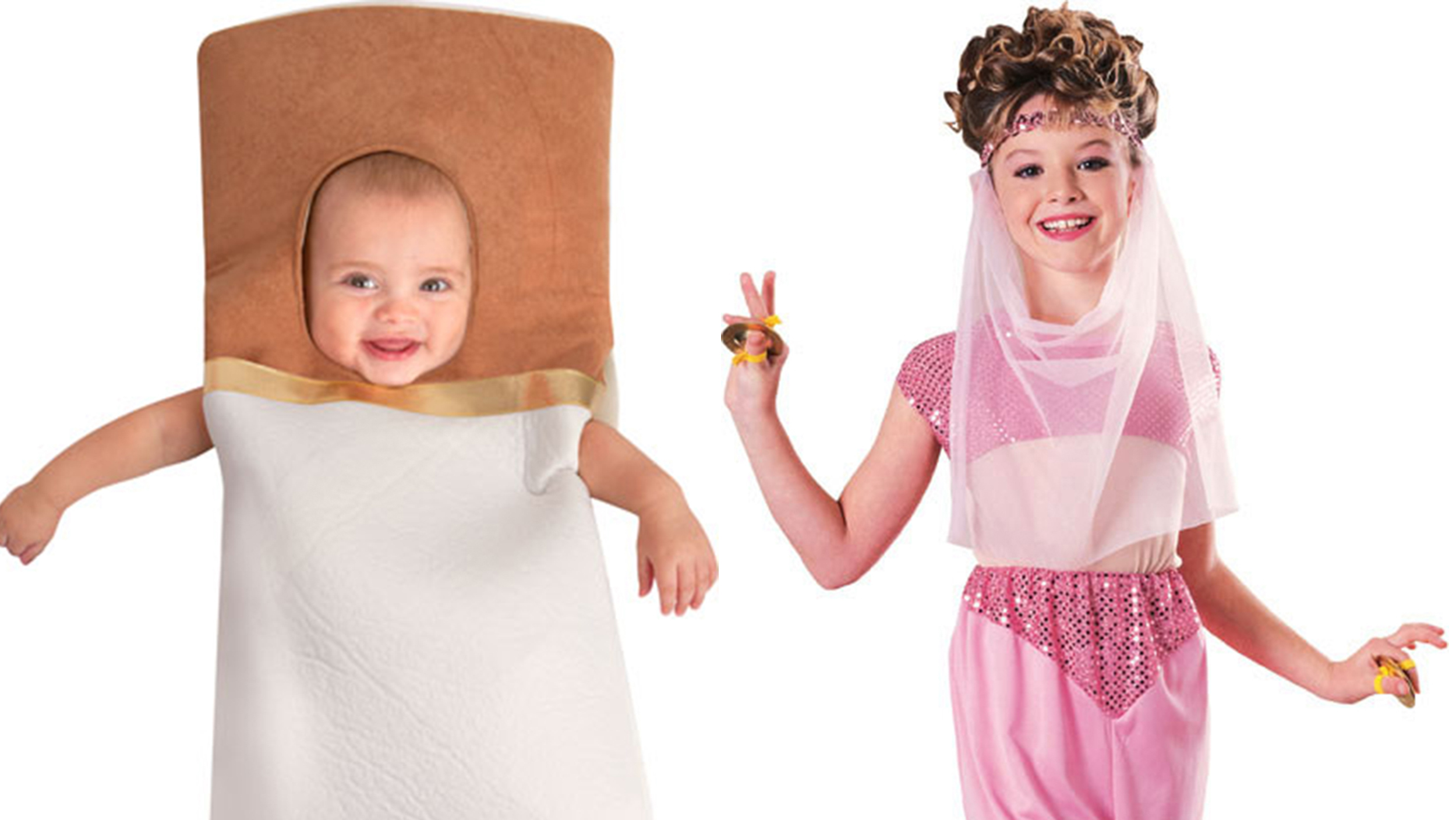 scary bad 9 worst halloween costumes for kids todaycom - Halloween Is Scary