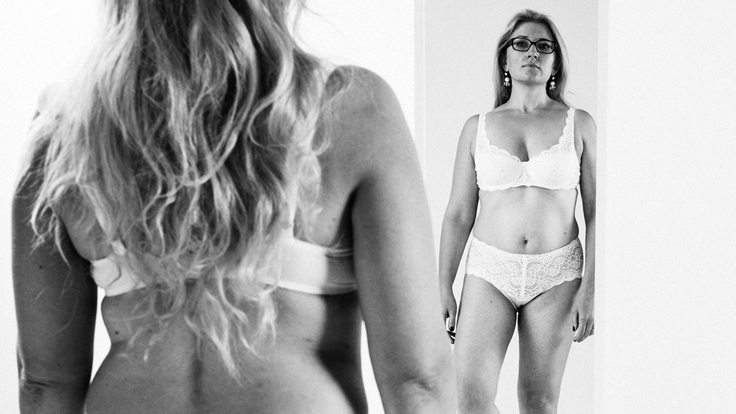 What Is A Perfect Woman Photo Project Explores Body Image