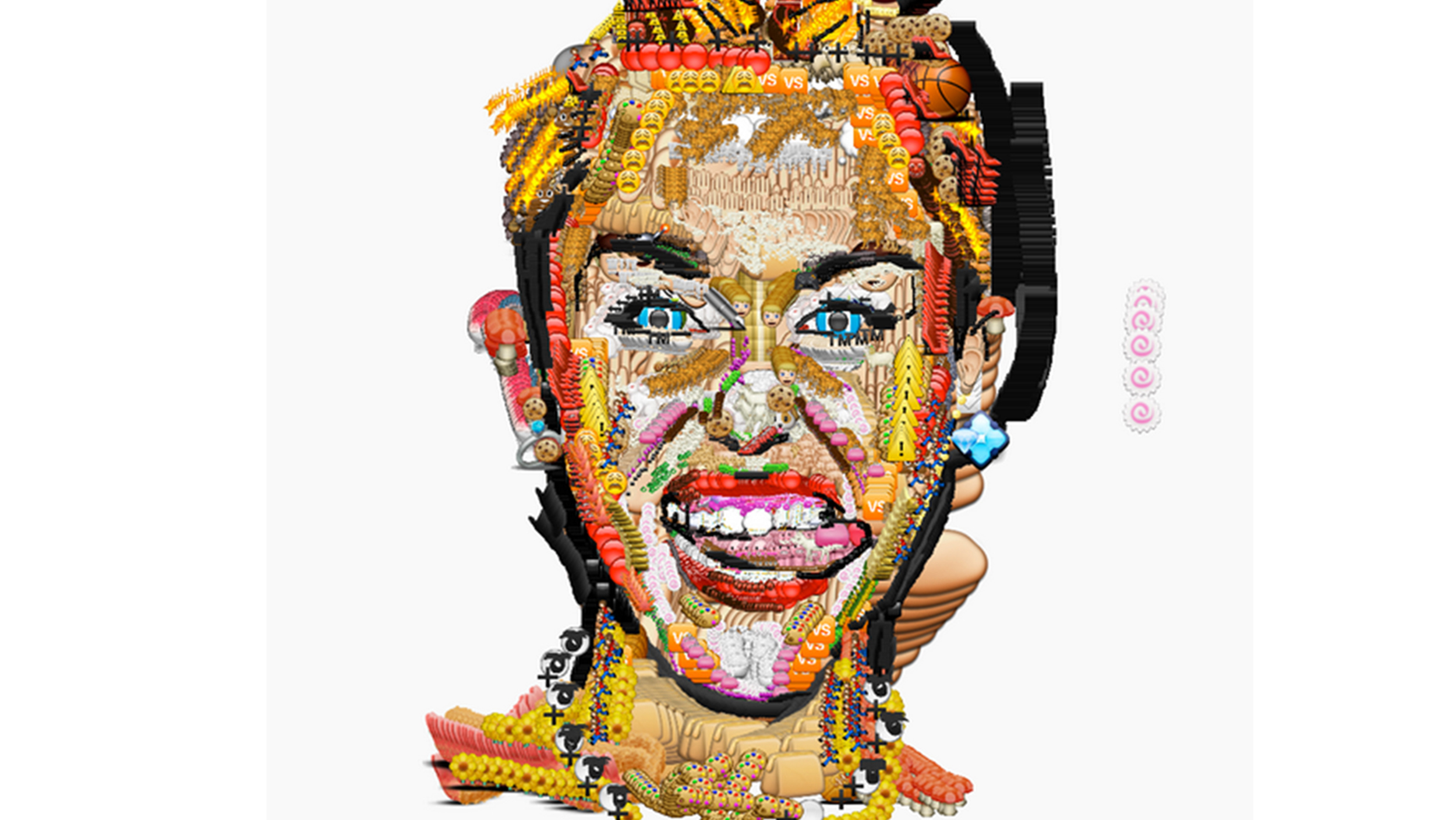 These Beautiful Portraits Of Miley Cyrus And Other Celebs Are Made