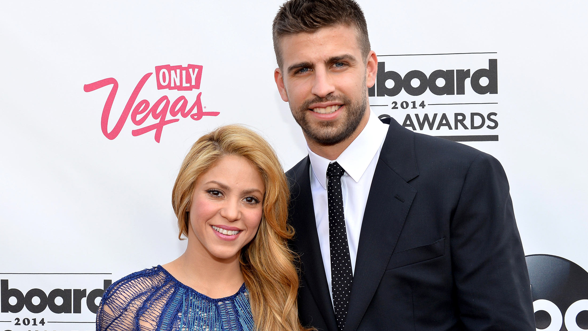 Photo de shakira et son mari PHOTOS Shakira et Gerard Piqu toujours amoureux, Shemar