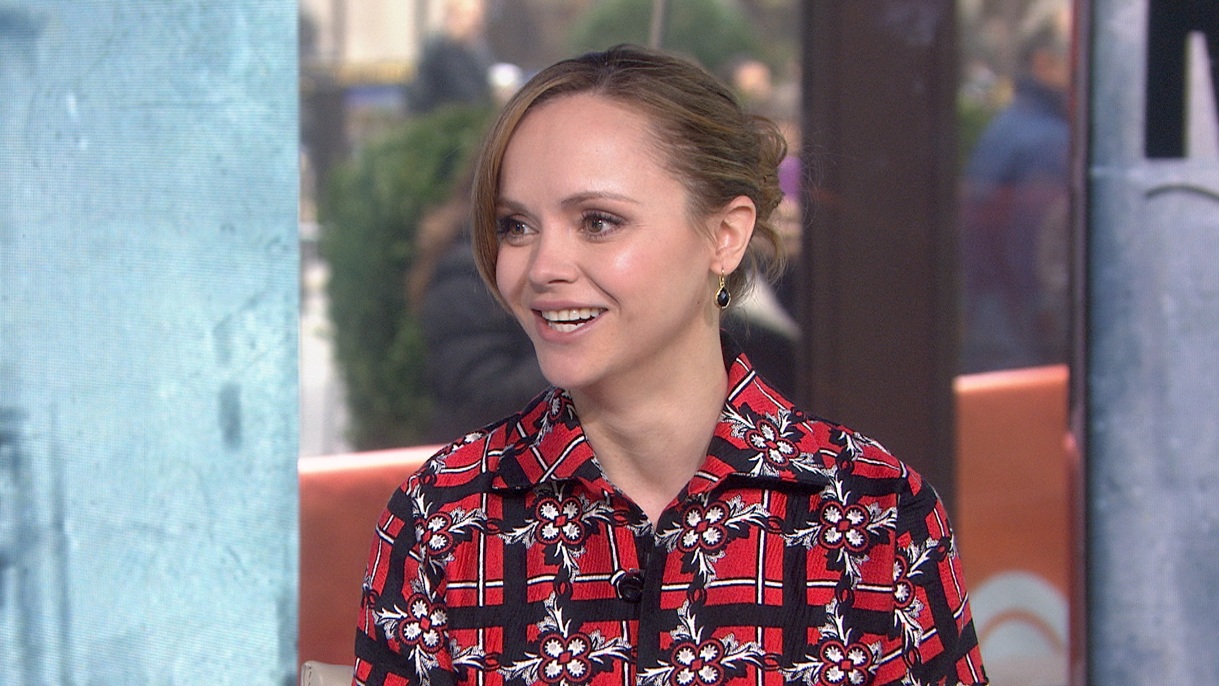 Christina Ricci Takes A Whack At Lizzie Borden Role I