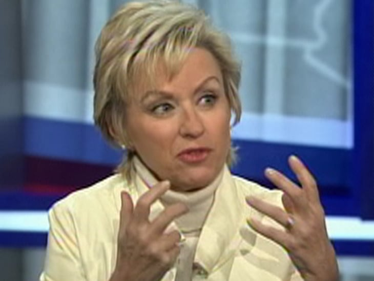 Tina Brown: Hillary Clinton treated unfairly by media ... Daily Beast