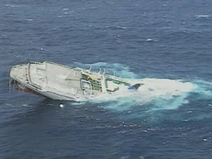 Cruise Ship Sinking Video On NBCNewscom - Cruise ship drowning