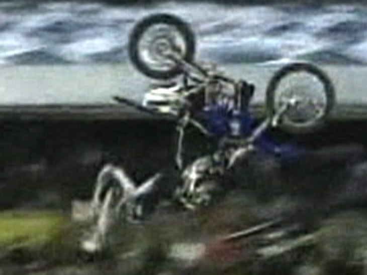 Motocross Star Killed In Accident Video On Nbcnews Com