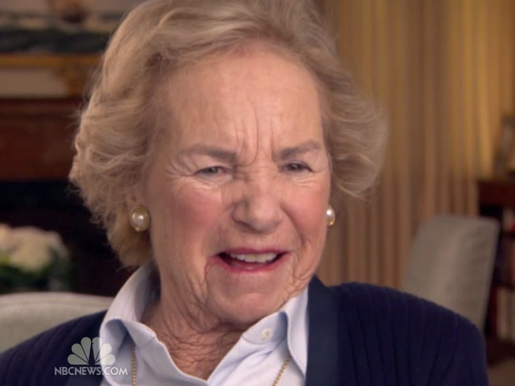 Exclusive: a window into Ethel Kennedy's life - Video on ... | 730 x 548 jpeg 30kB