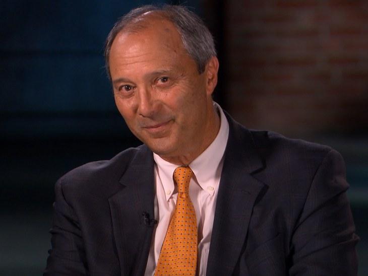 NBC News journalist Mike Taibbi
