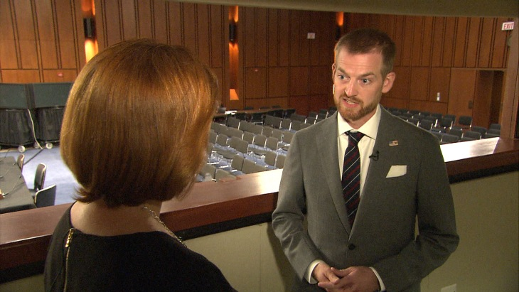 Dr. Kent Brantly on Ebola: Humanity at stake - Video on TODAY.com