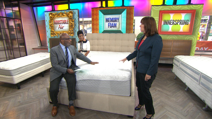 How to find the right mattress for you
