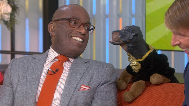 Triumph The Insult Comic Dog Today Show