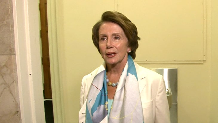 Pelosi Says People Have Spoken On Cantor Too Bad For