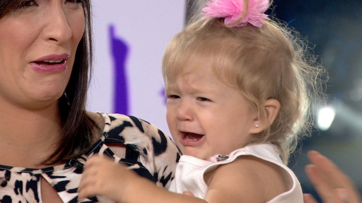 Baby doesn't recognize mom after Ambush Makeover - TODAY.com