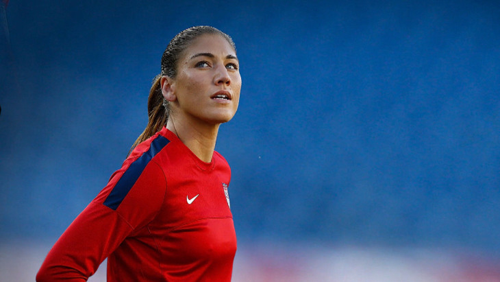 Hope solo case has us soccer under fire video on today com