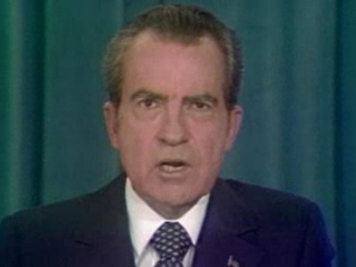 Image result for president nixon announces an accord has been reached to end the vietnam war