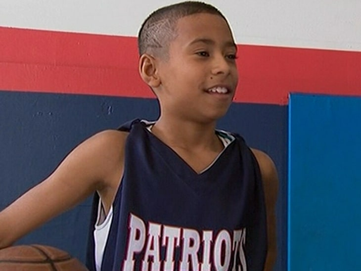 Pint-sized Basketball Champ Becomes Online Sensation