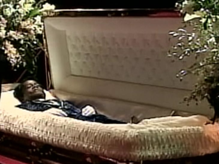 james brown open casket - photo #10