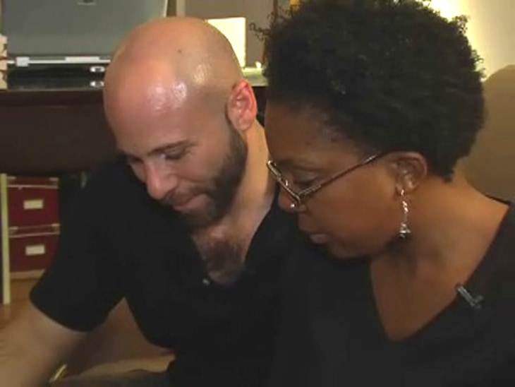 Jewish guy dating black girl
