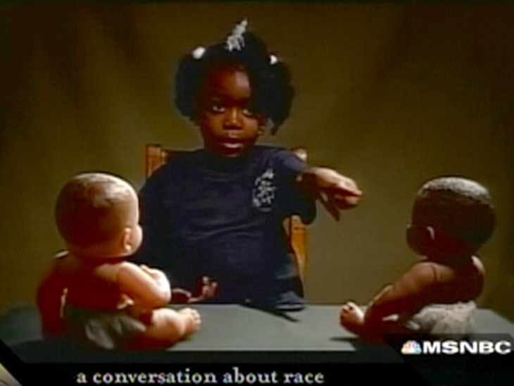 The controversial race-based 'doll test' - Video on NBCNews com