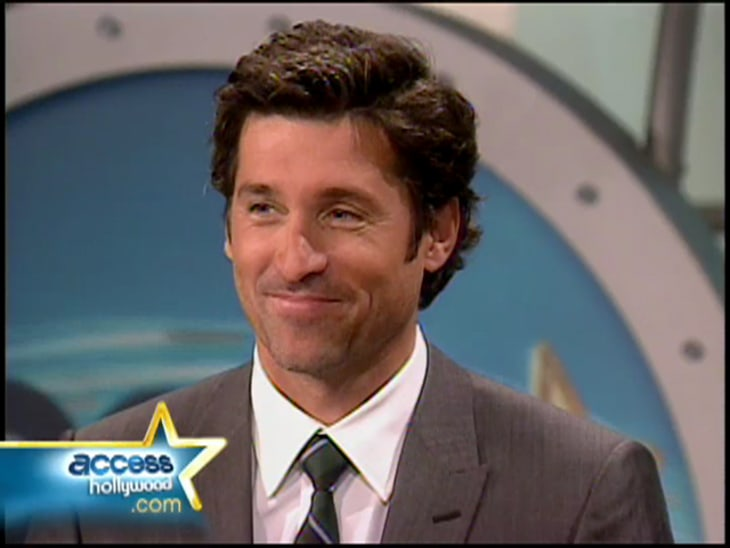 Pity, Nude photos of patrick dempsey even more