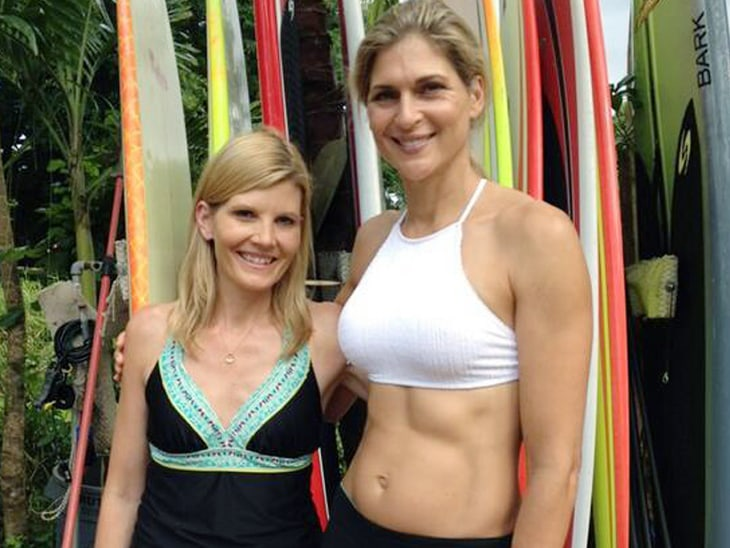 Gabby Reece On Marriage Men Communicate Through Food And