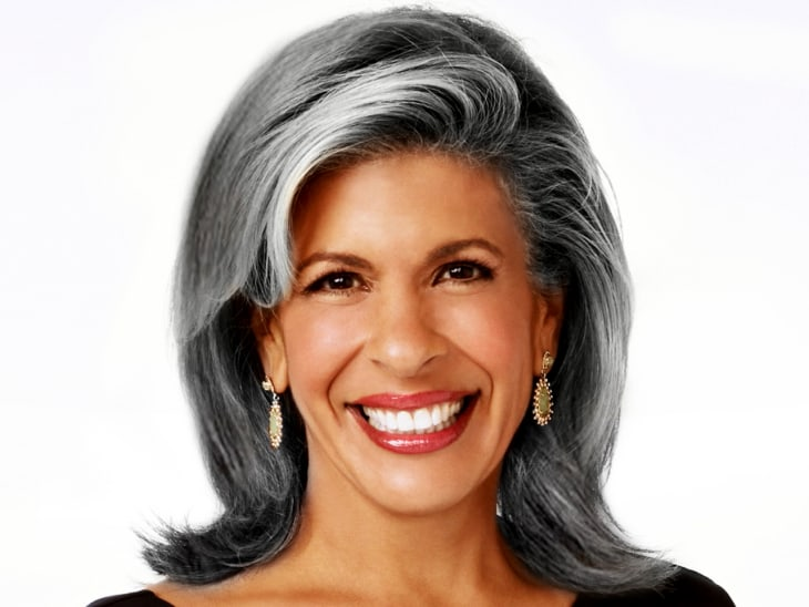 KLG, Hoda imagine: What if we embraced our gray hair? - TODAY.com