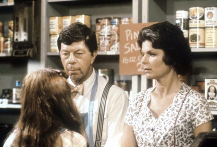 Actor Joe Conley Who Played Ike Godsey On The Waltons