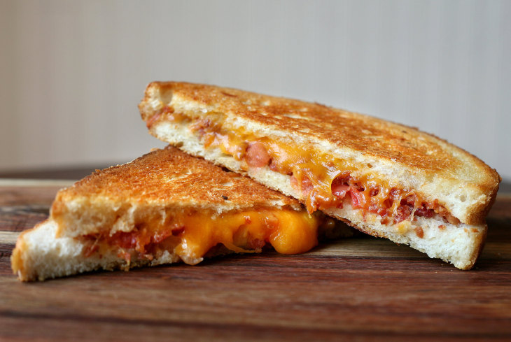 grilled cheese sandwich bacon guacamole grilled cheese sandwich ...