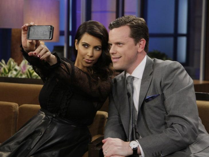 Willie Geist gives Kim Kardashian parenting advice