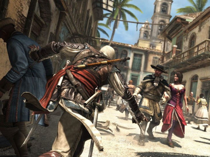 Assassin's Creed 5 Won't Take Place in Samurai Age; Features Jade Raymond's Favorite Era Side Mi