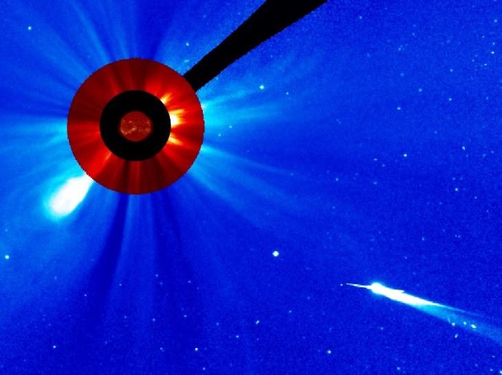 Image: Composite sun image