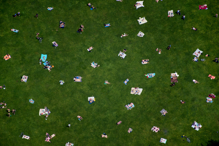 Gray Malin S Photography Captures Aerial View Of The World