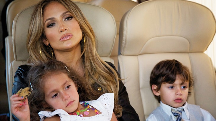 Image result for jlo children