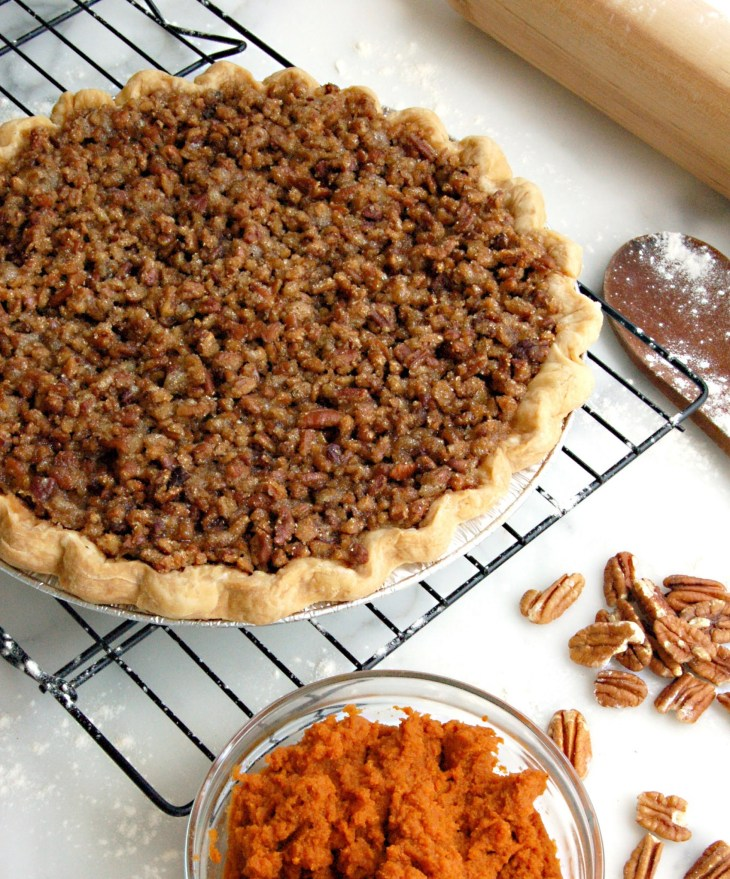 Magnolia Bakery pie and cupcake recipes: Pumpkin praline pie, apple ...