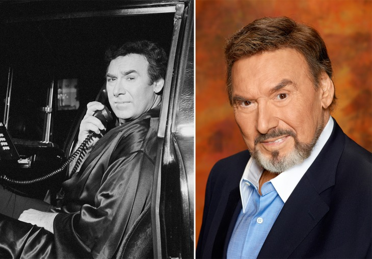 "Salem residents have learned it's not a good idea to get burned by ""The Phoenix,"" aka Stefano DiMera (Joseph Mascolo)."