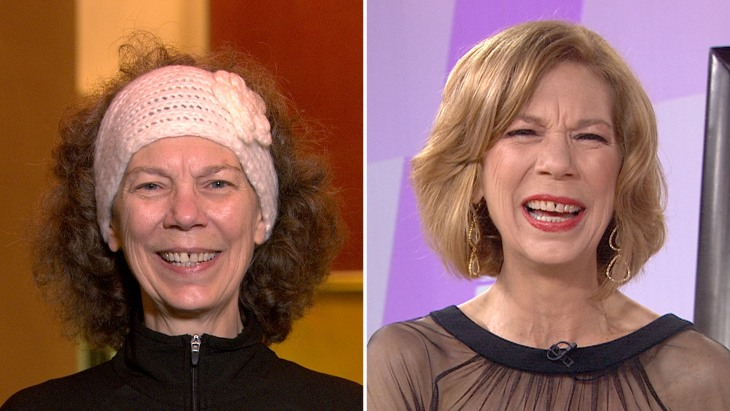 Caveman Makeover On Today Show : Best today show ambush makeover newhairstylesformen