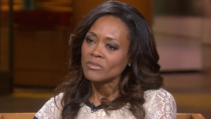 Robin Givens on domestic abuse: Ray Rice incident is
