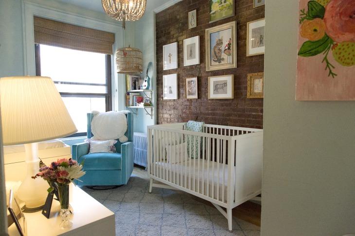 Jenna Bush Hager's nursery