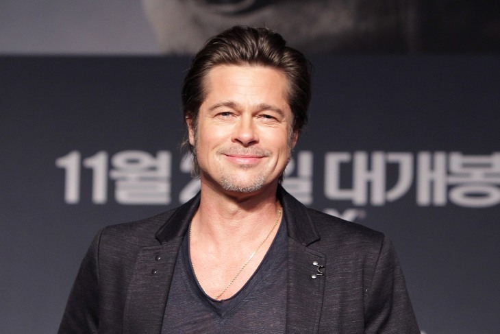 Brad Pitt, who apparently could increase his sex appeal with a British accent.