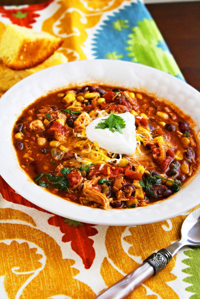 Crock pot alert: 5 slow-cooker chicken chili recipes you need to try ...