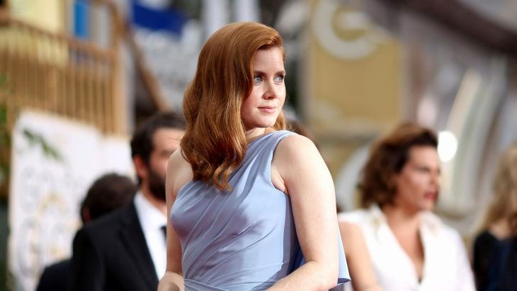 Golden Globes 2015: Get Amy Adams' Old Hollywood waves in ... Al Pacino Impression