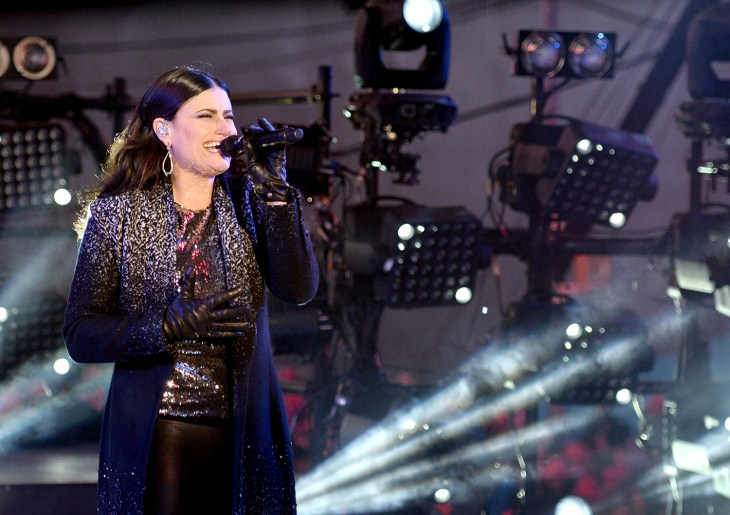 Idina Menzel New Years Eve