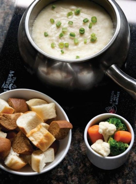Authentic Swiss Fondue Recipes — Dishmaps
